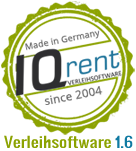 IQrent Verleihsoftware Logo